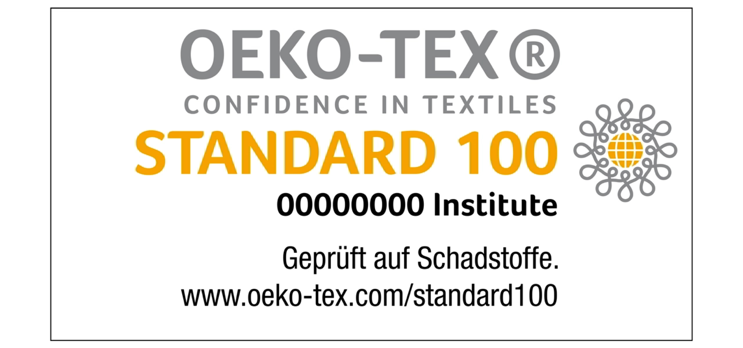 OekoTex Standard 100